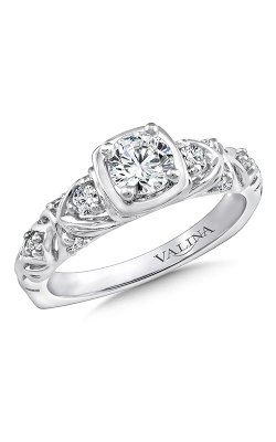 Valina Vintage Engagement Ring RQ9689W product image