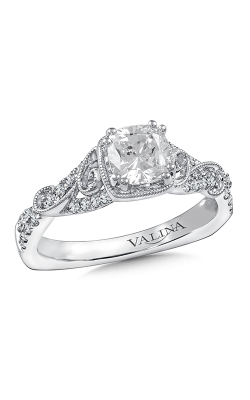 Valina Vintage Engagement Ring R9763W product image