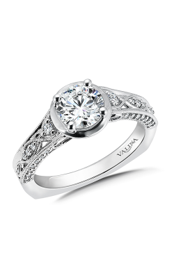 Valina Vintage Engagement Ring R9685W product image