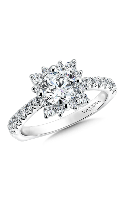 Valina Vintage Engagement Ring R9557W product image