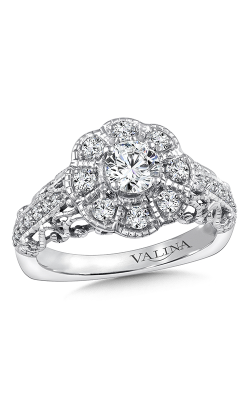 Valina Vintage Engagement Ring RQ9855W product image