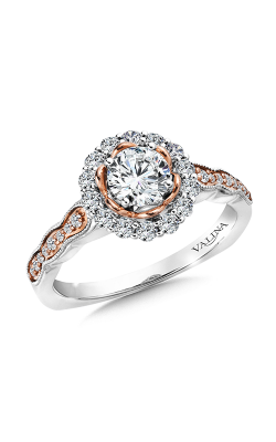 Valina Vintage Engagement Ring RQ9822WP product image