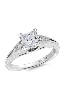 Valina Vintage Engagement Ring R9426W product image