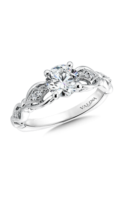 Valina Vintage Engagement Ring R9569W product image