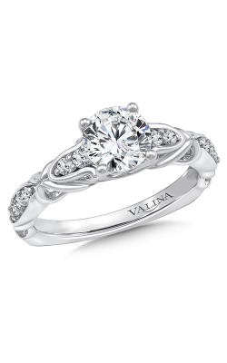 Valina Vintage Engagement Ring R9563W product image