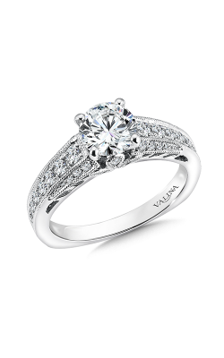 Valina Vintage Engagement Ring R9493W product image