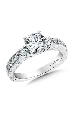 Valina Vintage Engagement Ring R9499W product image