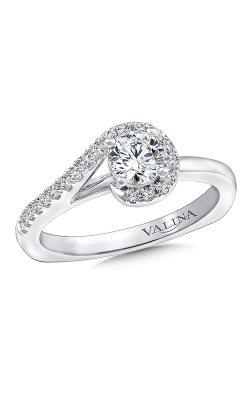 Valina Modern Engagement Ring RQ9695W product image