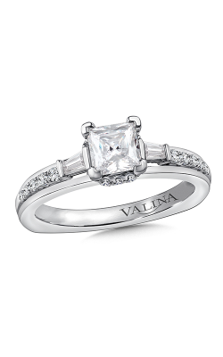 Valina Modern Engagement Ring R9831W product image