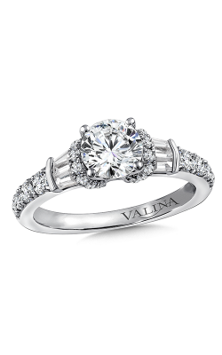 Valina Modern Engagement Ring R9832W product image