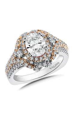 Valina Modern Engagement Ring R9681WP product image