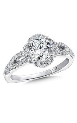 Valina Engagement Ring R9712W product image