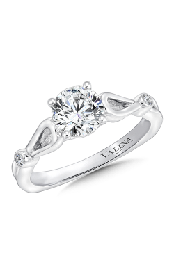 Valina Modern Engagement Ring R9640W product image