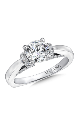 Valina Modern Engagement Ring R9638W product image
