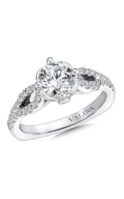 Valina Modern Engagement Ring R9666W product image