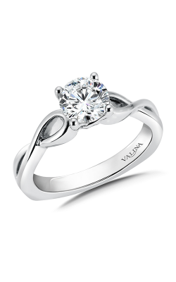 Valina Modern Engagement Ring R9725W product image