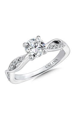 Valina Graceful Engagement Ring R9639W product image