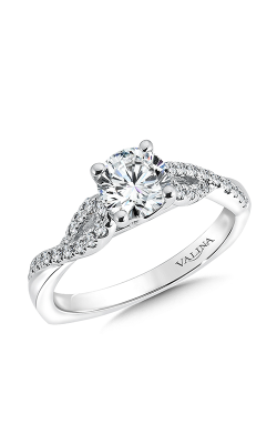 Valina Graceful Engagement Ring R9558W product image