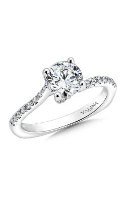 Valina Graceful Engagement Ring R9490W product image