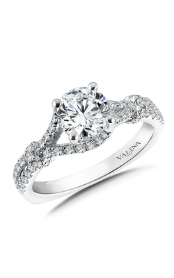 Valina Graceful Engagement Ring R9614W product image