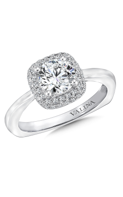 Valina Eternal Engagement Ring  R9641W product image