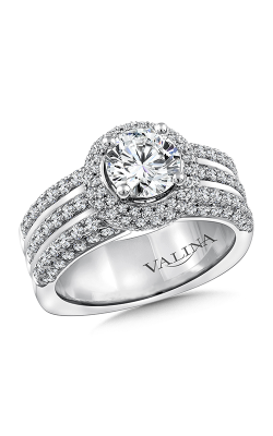Valina Eternal Engagement Ring R9814W product image