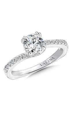 Valina Eternal Engagement Ring R9622W product image