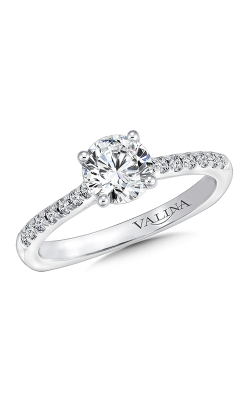 Valina Eternal Engagement Ring R9627W product image