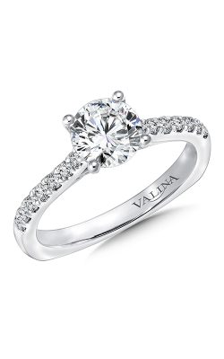 Valina Eternal Engagement Ring R9628W product image