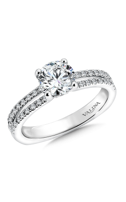 Valina Eternal Engagement Ring R9494W product image