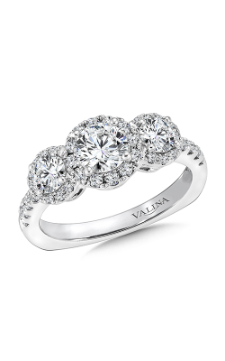 Valina Eternal Engagement Ring R9433W product image
