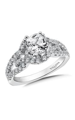 Valina Distinctive Engagement Ring R9679W product image