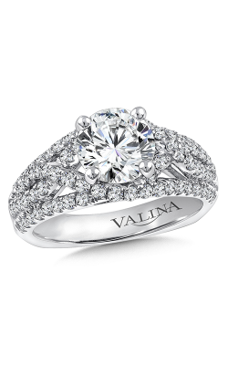 Valina Distinctive Engagement Ring R9865W product image
