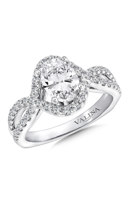Valina Distinctive Engagement Ring R9676W product image