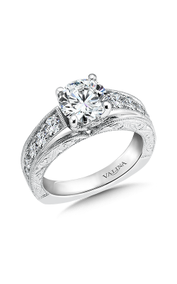 Valina Distinctive Engagement Ring R9477W product image