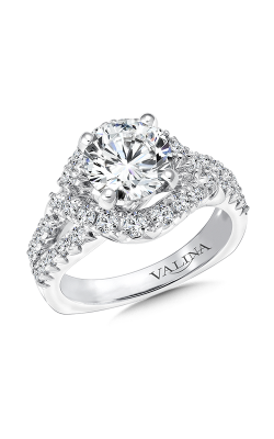 Valina Distinctive Engagement Ring R9671W product image