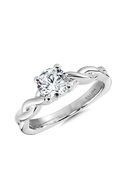 Valina Modern Engagement Ring R9886W product image