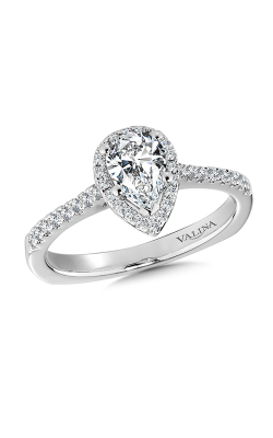 Valina Modern Engagement Ring R9921W product image
