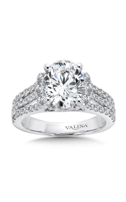 Valina Eternal Engagement Ring R9939W product image