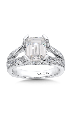 Valina Vintage Engagement Ring R9943W product image