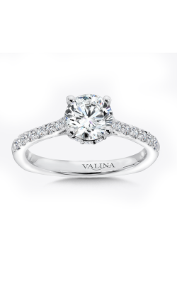 Valina Modern Engagement Ring R9947W product image