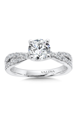 Valina Graceful Engagement Ring R9952W product image