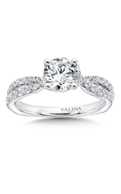 Valina Graceful Engagement Ring R9953W product image