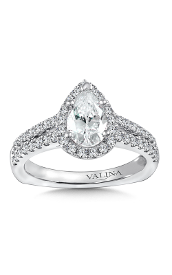 Valina Graceful Engagement Ring R9959W product image