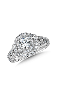 Valina Graceful Engagement Ring R9965W product image