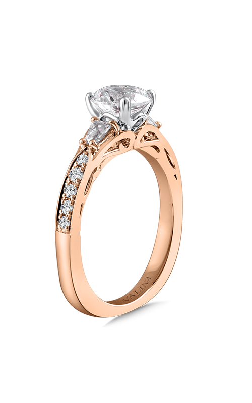 2dbe93721aa86 Valina 3 Stone Engagement Ring R9938P product image Click to Enlarge the  Image