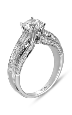 Vanna K Hand Engraved Engagement ring 18RGL00173DCZ product image