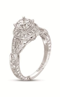 Vanna K Hand Engraved Engagement ring 18RGL00555DCZ product image