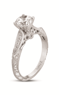 Vanna K Hand Engraved Engagement ring 18RGL00523DCZ product image
