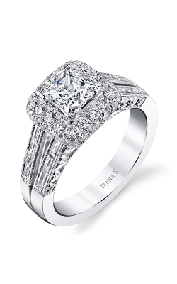 Vanna K Cascade Engagement Ring 18RGL00624DCZ product image